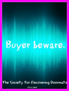 Buyer beware.