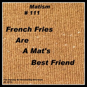 french friesdownload.jpg plain doormat