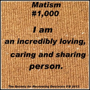 I am lovingdownload.jpg plain doormat