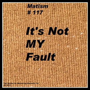 it's not myy fault_series