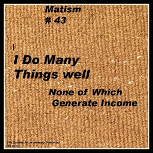 many things well download.jpg plain doormat