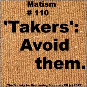 takers avoid them jpg plain doormat