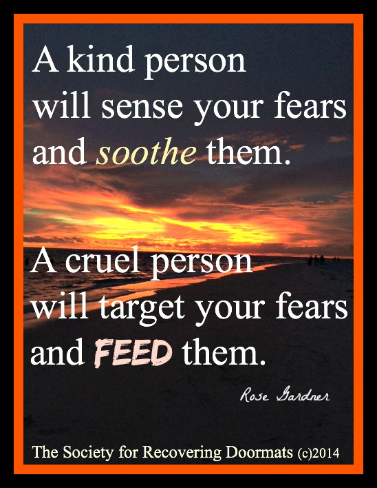 A kind person