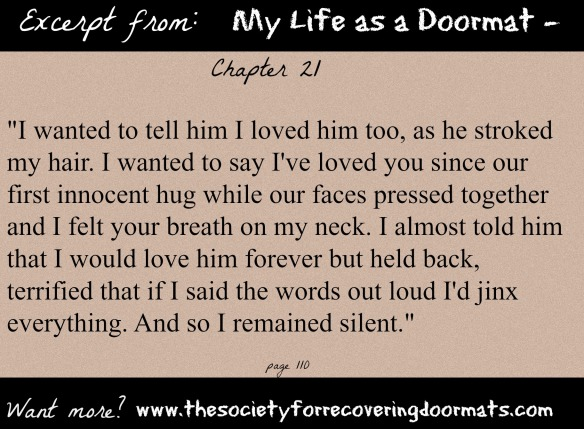 Excerpt from chapter 21