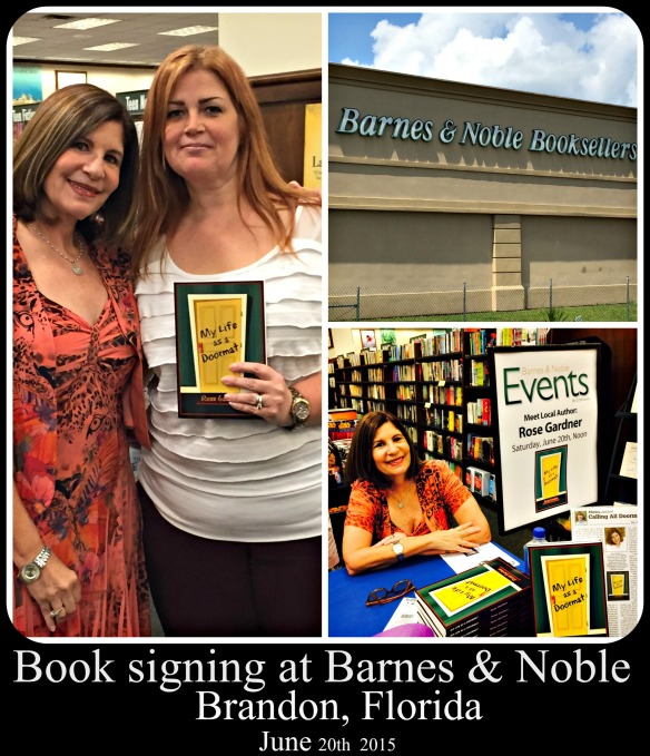 Book signing Brandon June 20