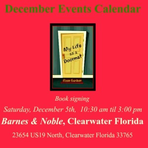 use this book signing poster.
