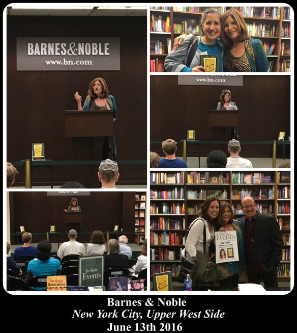 Manhattan Book event