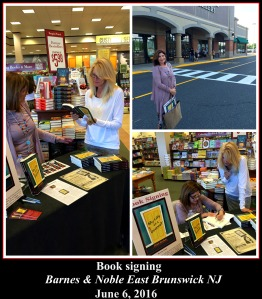 East Brunswick Book signing